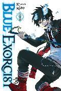 Cover-Bild zu Blue Exorcist, Vol. 1 von Kazue Kato