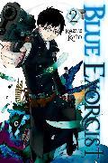 Cover-Bild zu Blue Exorcist, Vol. 2 von Kazue Kato