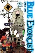 Cover-Bild zu Blue Exorcist, Vol. 22 von Kazue Kato
