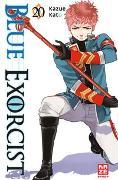 Cover-Bild zu Blue Exorcist 20 von Kato, Kazue