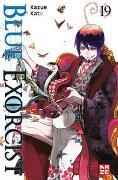 Cover-Bild zu Blue Exorcist 19 von Kato, Kazue