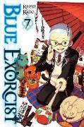Cover-Bild zu Blue Exorcist, Vol. 7 von Kazue Kato
