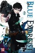 Cover-Bild zu Blue Exorcist 02 von Kato, Kazue