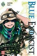 Cover-Bild zu Blue Exorcist 16 von Kato, Kazue