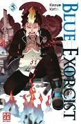 Cover-Bild zu Blue Exorcist 05 von Kato, Kazue