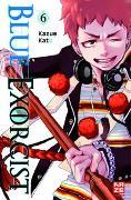 Cover-Bild zu Blue Exorcist 06 von Kato, Kazue