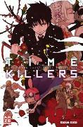 Cover-Bild zu Time Killers von Kato, Kazue