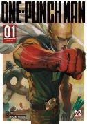 Cover-Bild zu ONE-PUNCH MAN 01 von Murata, Yusuke