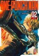 Cover-Bild zu ONE-PUNCH MAN 02 von Murata, Yusuke