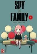 Cover-Bild zu Spy x Family - Band 2 von Endo, Tatsuya