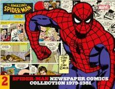 Cover-Bild zu Spider-Man Newspaper Comics Collection von Lee, Stan