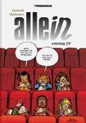 Cover-Bild zu Vehlmann, Fabien: Allein - Making of