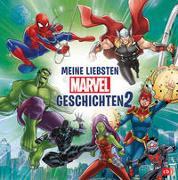 Cover-Bild zu Diverse: Meine liebsten Marvel-Geschichten 2