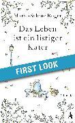 Cover-Bild zu XXL-Leseprobe: Roger - Das Leben ist ein listiger Kater (eBook) von Roger, Marie-Sabine
