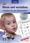 Cover-Bild zu Vorschule: Aufgaben für das Hörverstehen - Hören und Verstehen