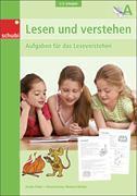 Cover-Bild zu Lesen und verstehen 2./3. Schuljahr. Ausgabe A. Kopiervorlagen von Thüler, Ursula