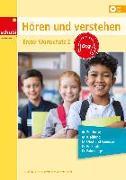 Cover-Bild zu Hören und Verstehen DaZ 2 von Thüler, Ursula