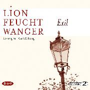 Cover-Bild zu Exil (Audio Download) von Feuchtwanger, Lion