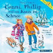 Cover-Bild zu Hoßfeld, Dagmar: Conni, Phillip und ein Kuss im Schnee