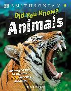 Cover-Bild zu Did You Know? Animals von Harvey, Derek