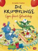Cover-Bild zu Roeder, Annette: Die Krumpflinge - Egon feiert Geburtstag