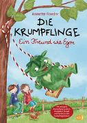 Cover-Bild zu Roeder, Annette: Die Krumpflinge - Ein Freund wie Egon