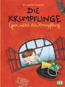Cover-Bild zu Roeder, Annette: Die Krumpflinge - Egon rettet die Krumpfburg