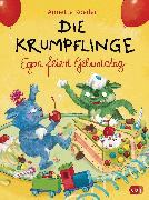 Cover-Bild zu Roeder, Annette: Die Krumpflinge - Egon feiert Geburtstag (eBook)
