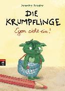 Cover-Bild zu Roeder, Annette: Die Krumpflinge - Egon zieht ein! (eBook)