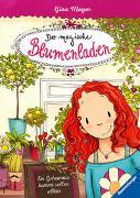 Cover-Bild zu Mayer, Gina: Der magische Blumenladen, Band 1: Ein Geheimnis kommt selten allein