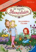 Cover-Bild zu Mayer, Gina: Der magische Blumenladen für Erstleser, Band 4: Die gestohlene Freundin