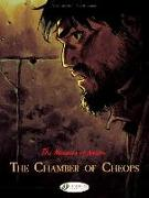 Cover-Bild zu Vehlmann, Fabien: Marquis of Anaon the Vol. 5: the Chamber of Cheops