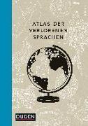 Cover-Bild zu Atlas der verlorenen Sprachen von Mielke, Rita