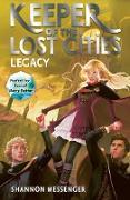 Cover-Bild zu Legacy (eBook) von Messenger, Shannon