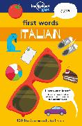 Cover-Bild zu Iwohn, Sebastien: First Words - Italian