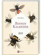 Cover-Bild zu Lena Zeise: Bienenkalender 2023