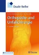 Cover-Bild zu Duale Reihe Orthopädie und Unfallchirurgie (eBook) von Pfeil, Joachim