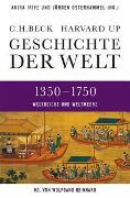 Cover-Bild zu Iriye, Akira (Hrsg.): Bd. 3: Geschichte der Welt 1350-1750 - Geschichte der Welt