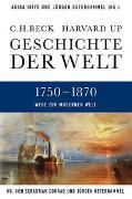 Cover-Bild zu Iriye, Akira (Hrsg.): Bd. 4: Geschichte der Welt Wege zur modernen Welt - Geschichte der Welt