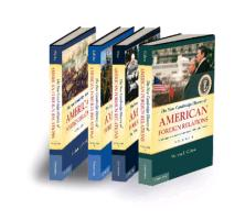 Cover-Bild zu Weeks, William Earl: The New Cambridge History of American Foreign Relations 4 Volume Set