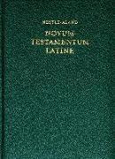 Cover-Bild zu Novum Testamentum Latine