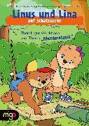 Cover-Bild zu Mattersberger, Anna: Linus und Lina auf Schatzsuche