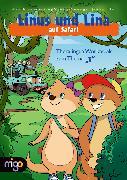 Cover-Bild zu Mattersberger, Anna: Linus und Lina auf Safari