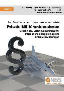 Cover-Bild zu Fischer, Matthias: Private Militärunternehmen (eBook)