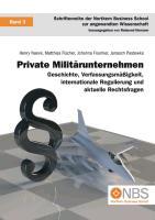 Cover-Bild zu Naeve, Henry: Private Militärunternehmen