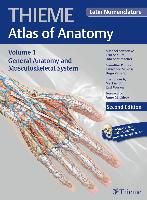 Cover-Bild zu General Anatomy and Musculoskeletal System (THIEME Atlas of Anatomy), Latin nomenclature (eBook) von Schuenke, Michael