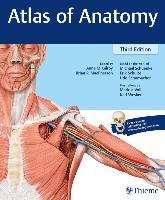 Cover-Bild zu Atlas of Anatomy (eBook) von Gilroy, Anne M.