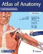 Cover-Bild zu Atlas of Anatomy, 3e Latin (eBook) von Gilroy, Anne M