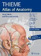 Cover-Bild zu Head, Neck, and Neuroanatomy (THIEME Atlas of Anatomy) (eBook) von Schuenke, Michael