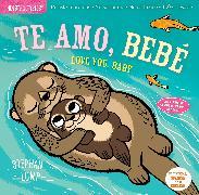 Cover-Bild zu Lomp, Stephan (Illustr.): Indestructibles: Te amo, bebé / Love You, Baby